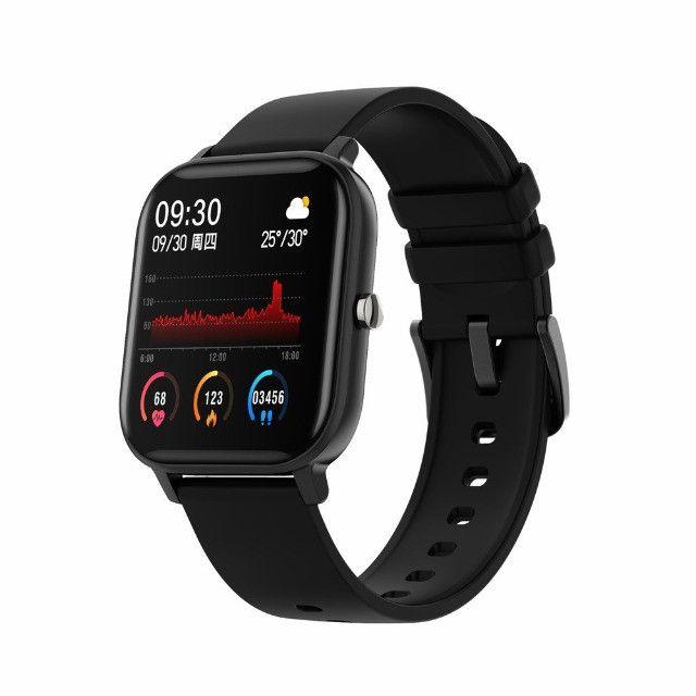 Fagger- * - - * -P8 Sports Smart Watch Fitness Heart Rate Smart Bracelet Touch-Screen IPX7 - Foto 5