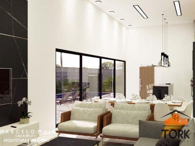 Condomínio Gramado casa a venda com 4 suítes - Foto 4
