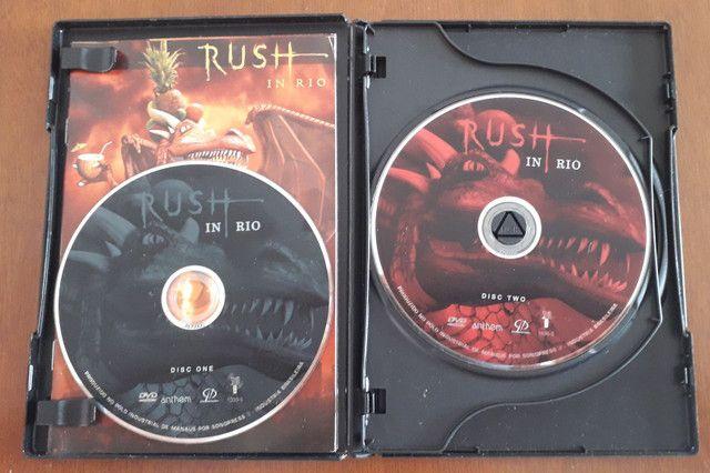 Rush in Rio DVD  - Foto 3