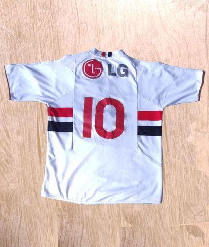 São Paulo FC, camisa de club - Foto 2