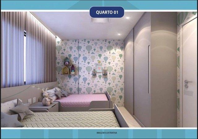 AF - Oportunidade -Lançamento de condomínio clube - Residencial Luar do Parque - 3 quartos - Foto 18