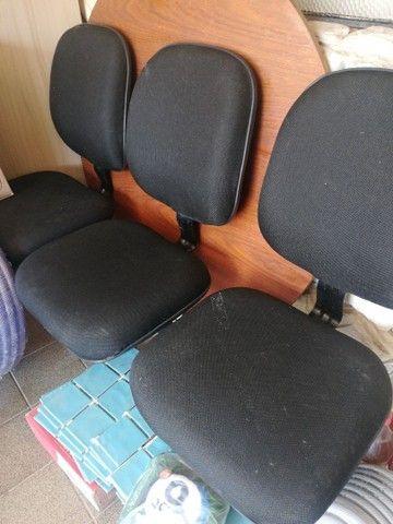 Cadeira escritorio - Foto 2