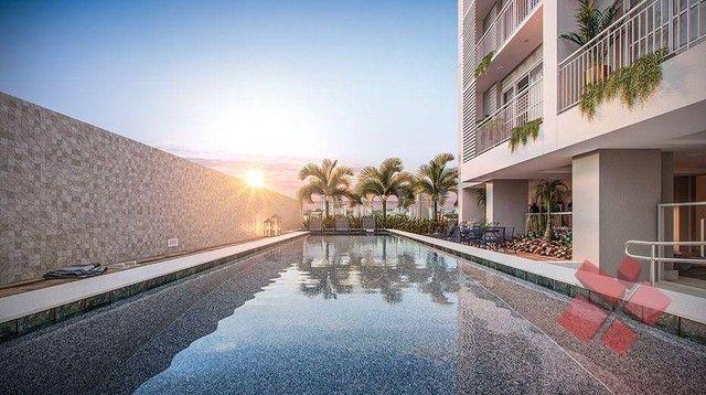 Apartamento com 2 dormitórios à venda, 69 m² por R$ 449.371,34 - Setor Oeste - Goiânia/GO - Foto 3