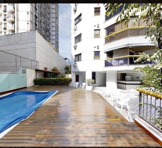 Leblon Apartamento 2 Quartos 1Suite  Vaga de Garagem Infra Estrutura - Foto 17
