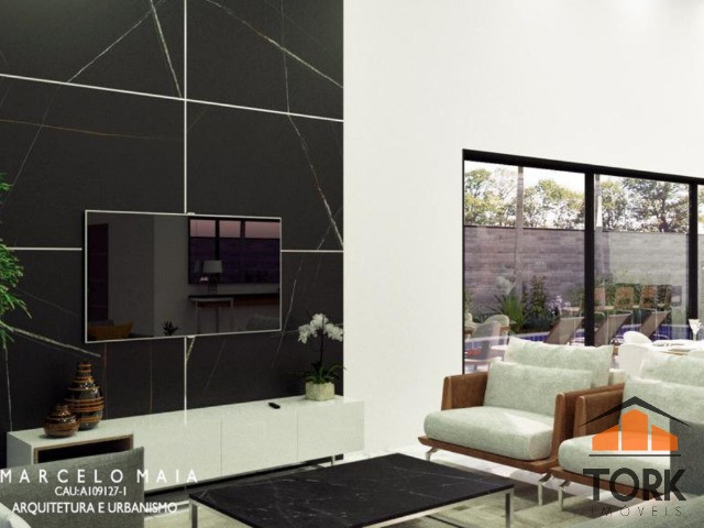 Condomínio Gramado casa a venda com 4 suítes - Foto 5