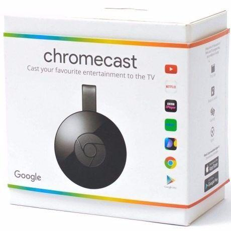 . Chromecast Google 2 HDMI
