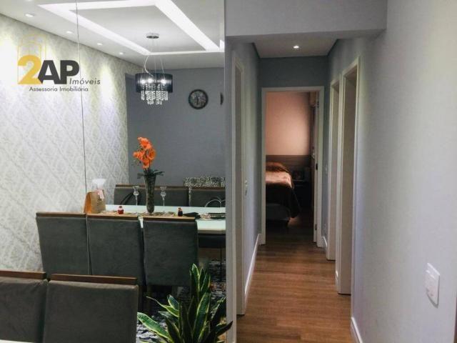 Apartamento à venda, 77 m² por R$ 399.000,00 - Conjunto Promorar Raposo Tavares - São Paul - Foto 5