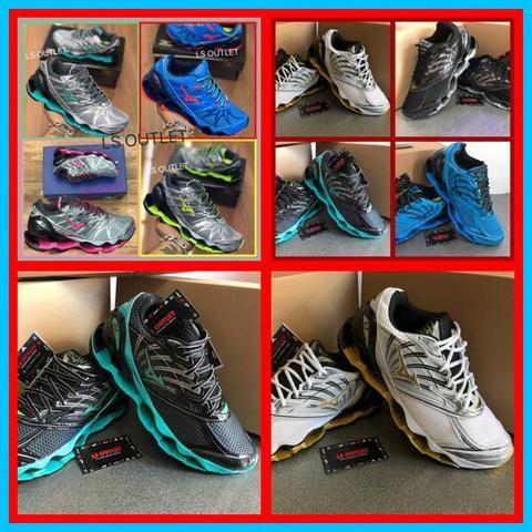 7ff9e071961 Tênis Mizuno Prophecy 8 Oferta Imperdível - Roupas e calçados - Cj ...