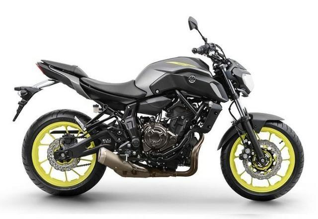 Yamaha Mt-07 ABS 2020/2020