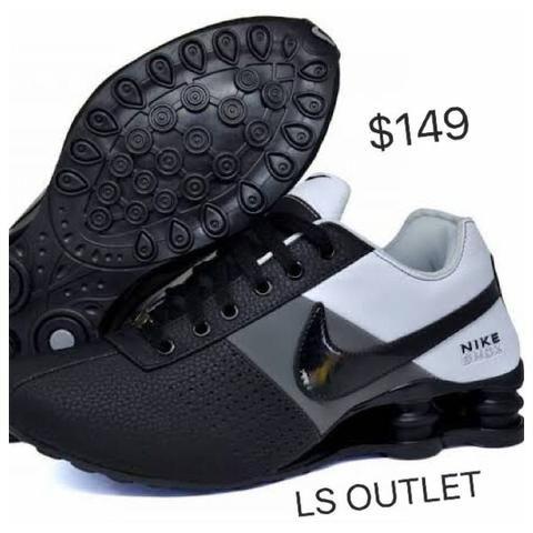 e7d001240e6 Lançamento Tênis Nike deliveri preto Branco Novo - Roupas e calçados ...