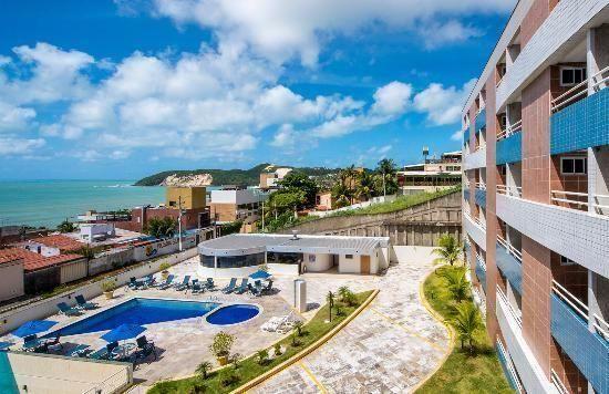 Terrazzo Ponta Negra Flat Imperdível - Ótimo investimento