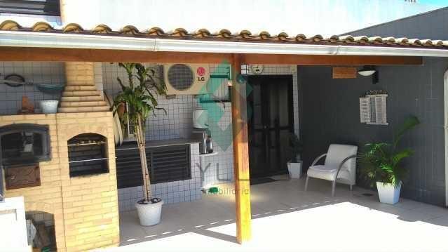 Apartamento à venda com 4 dormitórios em Méier, Rio de janeiro cod:M6135 - Foto 2