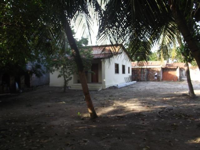 Jangurussu - Terreno grande com Casa Plana 1122m² - Foto 11