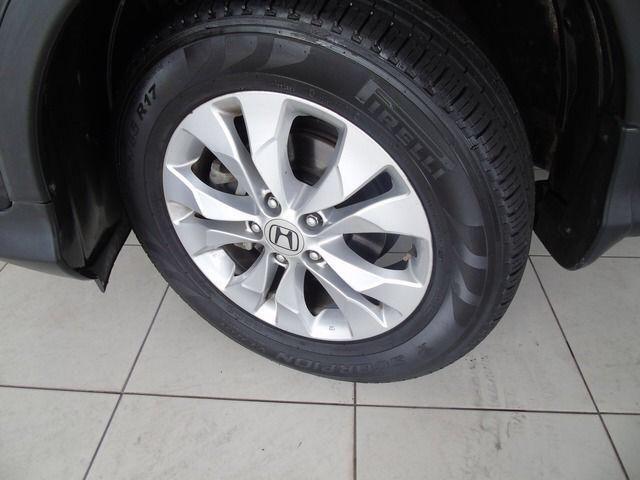 Honda CR-V  LX 2.0 16v Flexone (Aut) FLEX AUTOMÁTICO - Foto 6