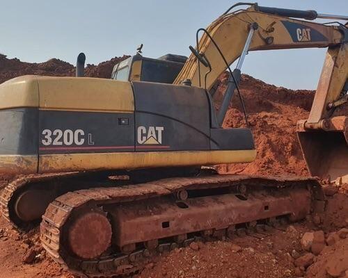 Oferta Escavadeira 320CL Caterpillar - 04/04