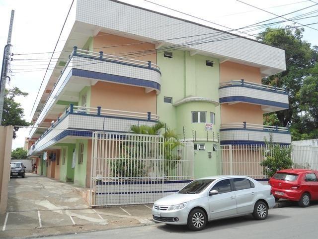 Apartamento de 2 quartos, 1 vaga, no bairro Itaoca,