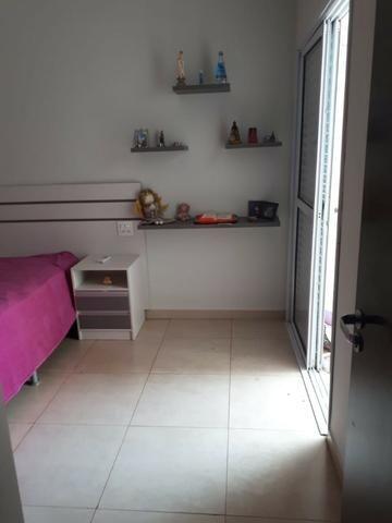 Aluga-se casa no Condomínio Safira na Vila Cristal com 3 quartos - Foto 7