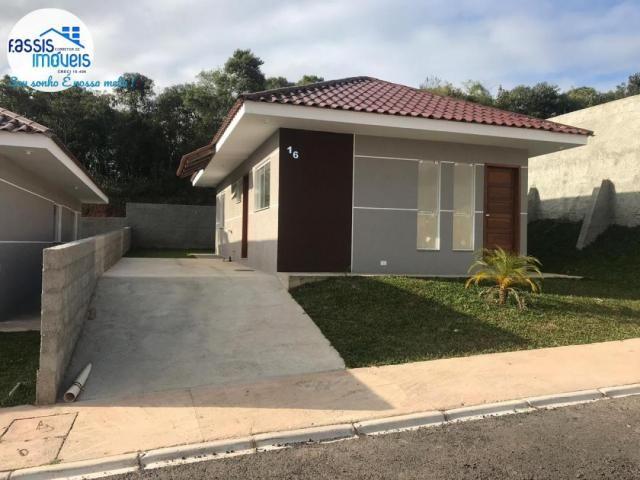 Condomínio fechado com 03 dormitórios a partir de r$ 189.900,00 use fgts - Foto 4