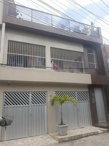 Oportunidade! 3 Casas Na Ur: 05 Ibura, 2 Vagas, Cobertura, Na Laje/ 9