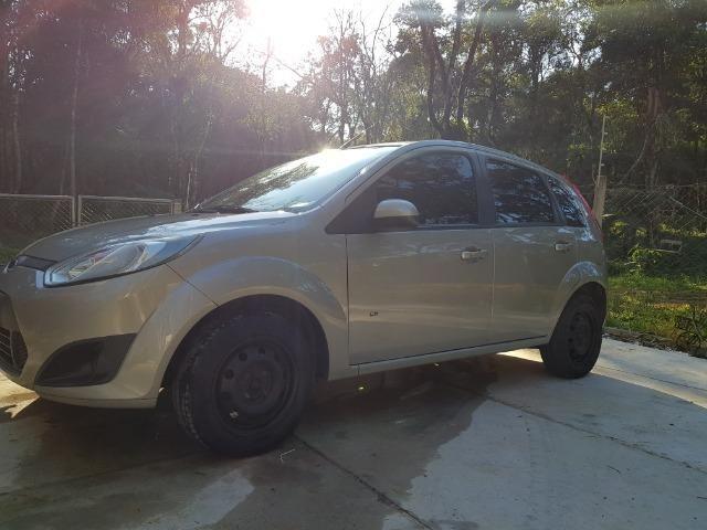Ford Fiesta flex 1.0 SE completo, 13/14 repasse R$19.900