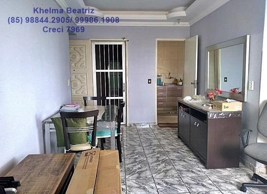 Apartamento 100m², nascente total, andar alto - Centro
