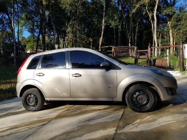 Ford Fiesta flex 1.0 SE completo, 13/14 repasse R$19.900 - Foto 2