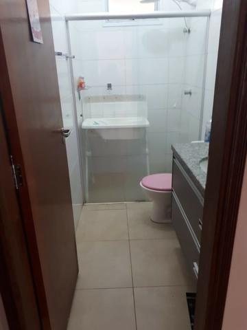 Aluga-se casa no Condomínio Safira na Vila Cristal com 3 quartos - Foto 9