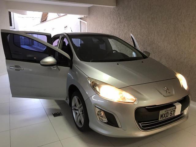 Peugeot 308 Allure 2.0 flex 2013 avalio troca maior ou menor valor - Foto 9
