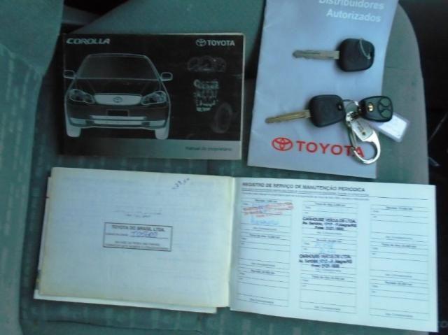 Toyota Corolla XLI 1.6 4P - Foto 18