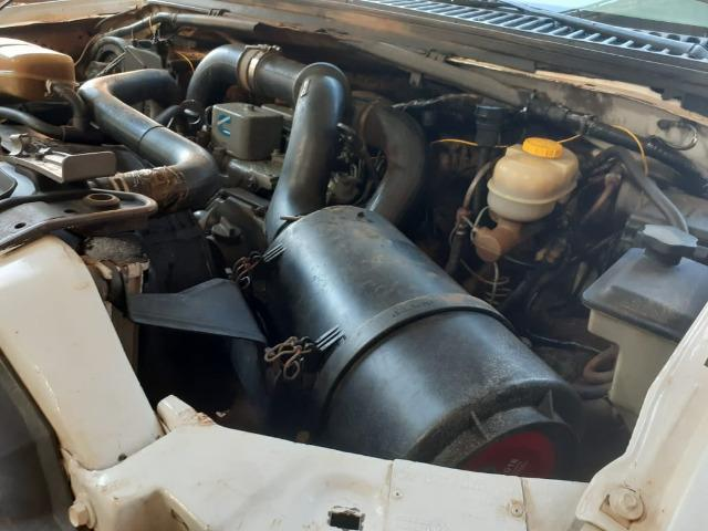 F4000 FORD, Diesel, Branca com motor 3.000 km - Foto 11