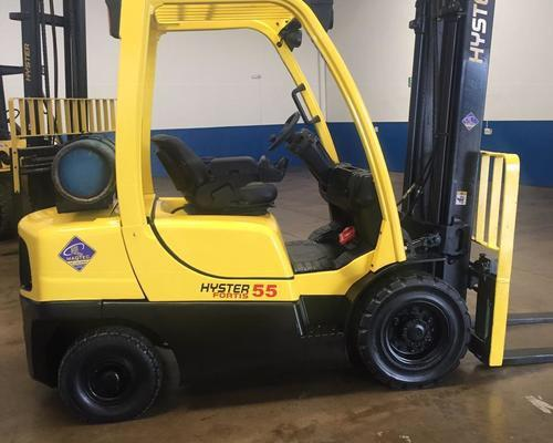 Oferta empilhadeira H50FT Hyster - 11/11