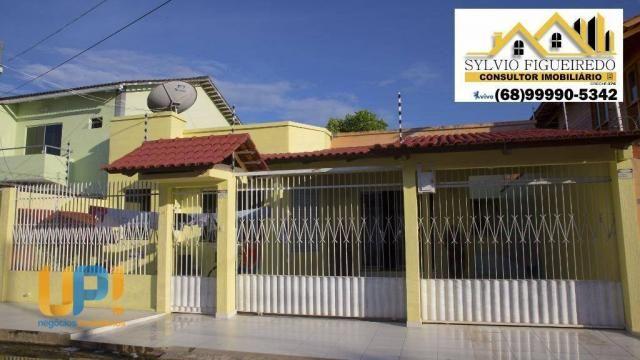 Casa com 2 dormitórios à venda, 300 m² por R$ 400.000 - Jardim Tropical - Rio Branco/AC