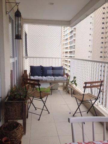 Apartamento com 3 dormitórios à venda, 122 m² por r$ 660.000 - jardim das indústrias - são - Foto 2