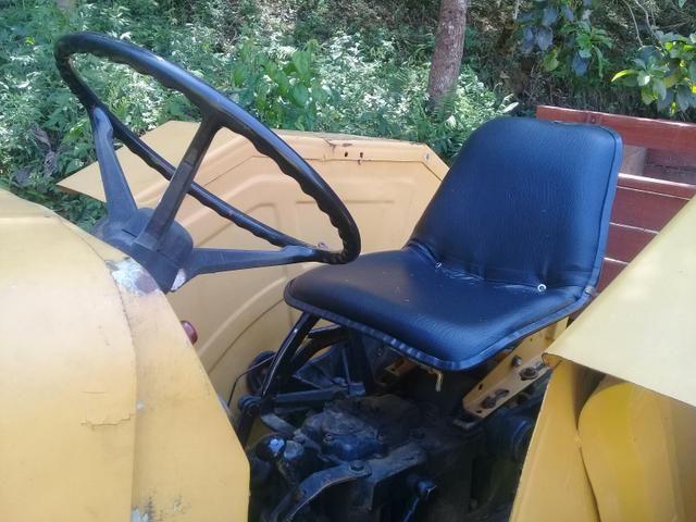 Trator valmet modelo id85 - Foto 4