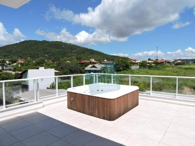 Cobertura residencial à venda, campeche, florianópolis - co0063 - Foto 16
