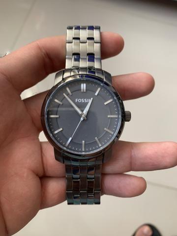 ddfce9607cf8 Relógio social Fóssil NOVO (Não tenho NF nem caixa) comprado nos Estados  Unidos