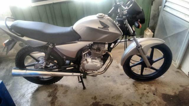 Honda 150ks 2008