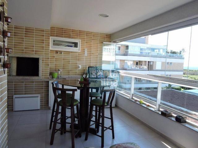 Apartamento residencial à venda, campeche, florianópolis - ap0705 - Foto 9