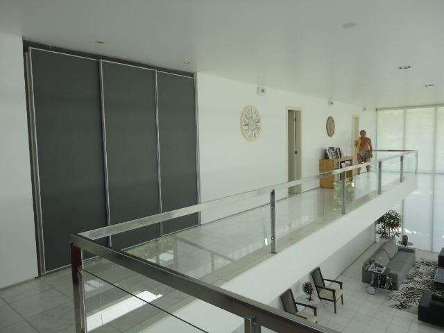 Linda Casa Duplex Costa Verde Decorada 4 suítes 1250m2 vista lago piscina Oportunidade - Foto 5