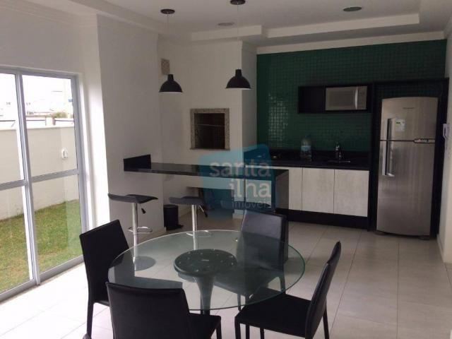Apartamento com 2 dormitórios à venda, 63 m² por r$ 330.000,00 - ribeirão da ilha - floria - Foto 16
