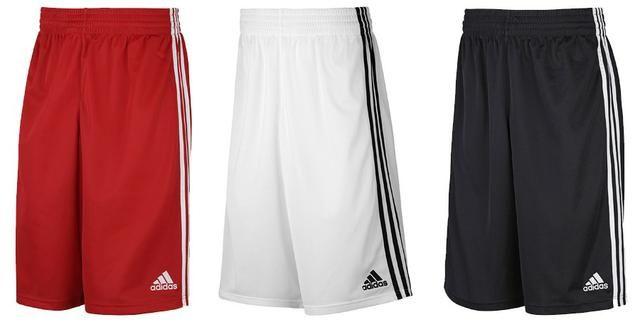 Kit 3 Shorts Dryfit Nike Adidas Corrida Academia Bicicleta - Foto 5