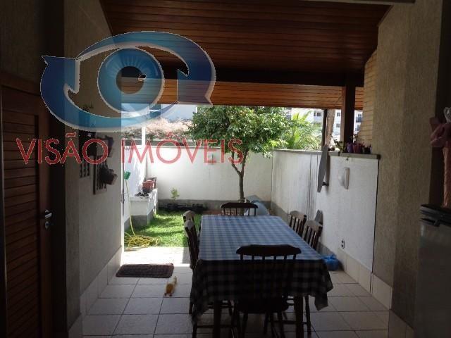 Casa de condomínio à venda com 4 dormitórios em Jardim camburi, Vitória cod:674 - Foto 5