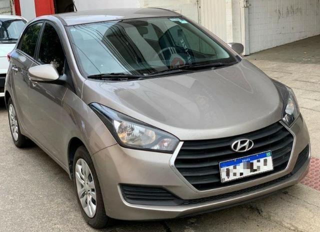 Hyundai Hb20 2016/2017 automatico hatch