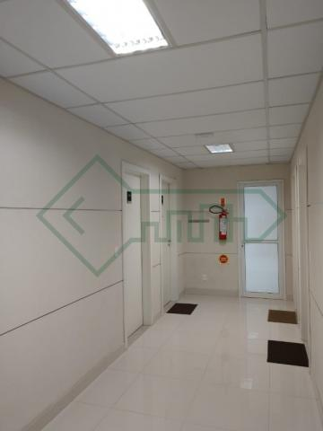 Sala comercial mobiliada   ed. helbor offices joinville - Foto 9