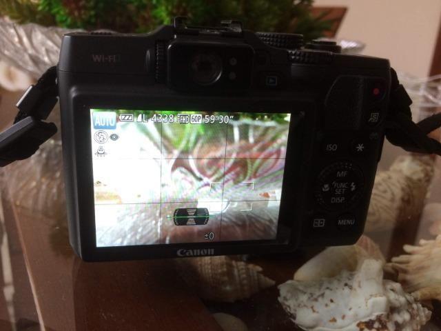 Câmera digital Canon G16 - Foto 5