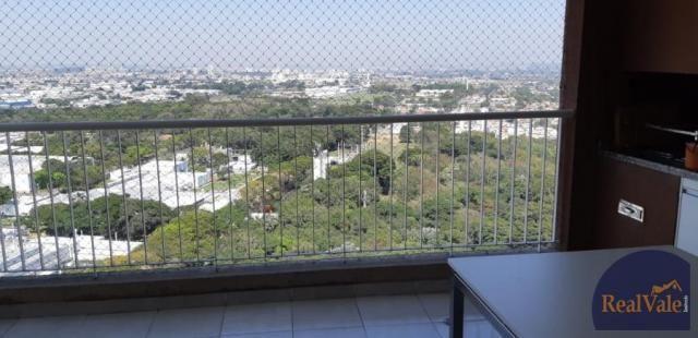 Apartamento para venda em são josé dos campos, jardim das industrias, 3 dormitórios, 2 ban - Foto 9