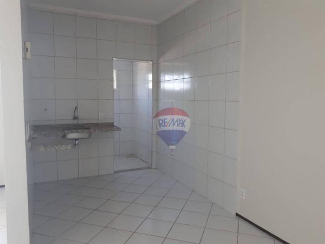 Apartamento com 3 dormitórios para alugar, 105 m² por r$ 700/mês - lagoa seca - juazeiro d - Foto 4