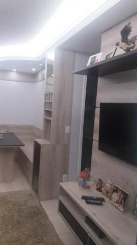 Apartamento à venda com 3 dormitórios em Paquetá, Belo horizonte cod:44822 - Foto 2