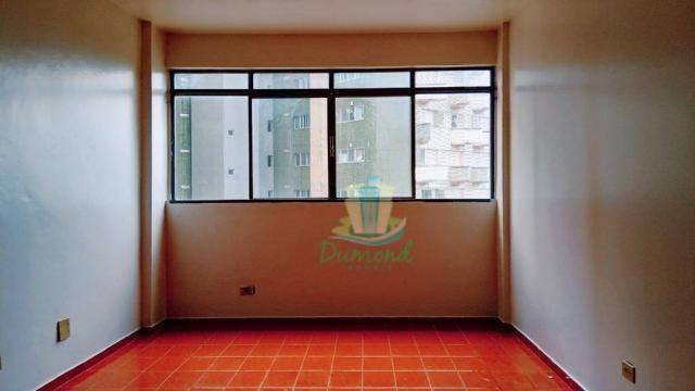 Apartamento com 2 dormitórios para alugar, 96 m² por R$ 1.500/mês no Centro em Foz do Igua - Foto 11