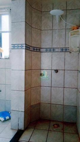 Apartamento com 2 dormitórios para alugar, 96 m² por R$ 1.500/mês no Centro em Foz do Igua - Foto 16